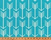 Premier Prints Arrow in Apache Blue/Macon Home Decor fabric, 1 yard
