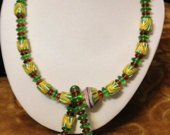 Authentic African Necklace set