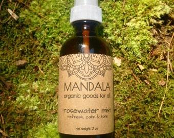 organic rosewater | organic rosewater mist | organic rosewater spray | genuine rosewater | organic toner | natural toner | refreshing toner