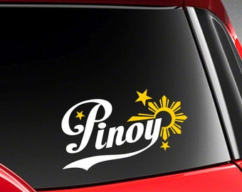 Philippines Decal Etsy