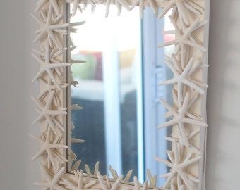 Starfish Wall Mirror
