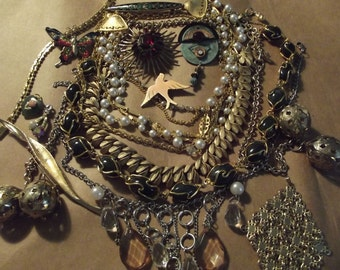 jewelry, nice lot of new and vintage jewelry