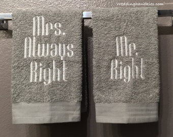 Mrs Always Right Etsy