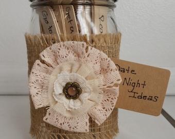 Married Date Idea Jar