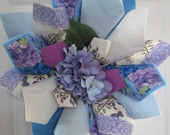 Hydrangea Floral wreath