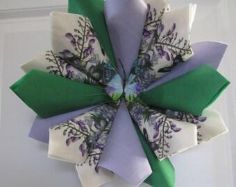 Z SM Hydrangea Wreath