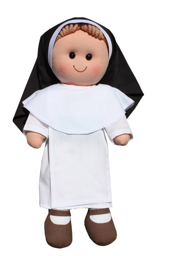 Nun Doll Sister Softy