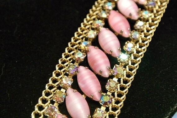Hobe Rhinestone Bracelet