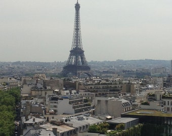 City View of Eiffel Tower