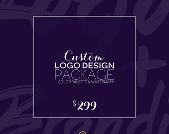 Premium Custom Logo Design Package