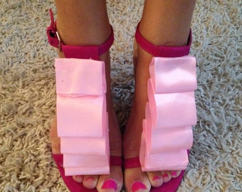 Carrie Bradshaw Look-A-Like shoes