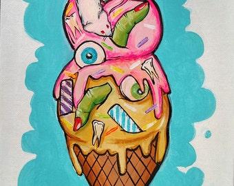 Sweet Tooth Sundae