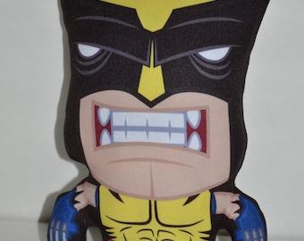 Wolverine XMen X Marvel Plush Plushie Horror