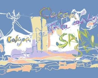 calyon  sketch