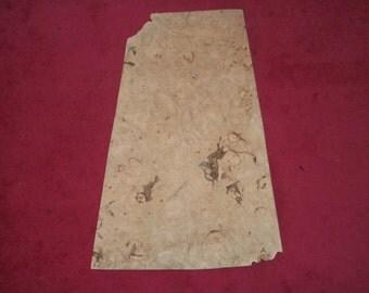 PRICE DROP-wood sale!! Beautifully figured spalted maple burl slab-