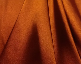 Fall Fabric, Apparel Fabric, Clothing Fabric, Satin Fabric, Dress Fabric, Formal Fabric, Blouse/Sash Fabric, HomeDecorFabric, Couture Fabric