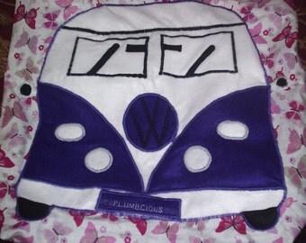 VW Camper Van Handmade Bag