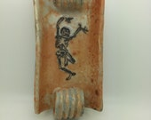 Dancing Skeleton Soap Dish