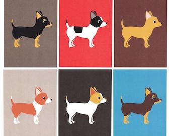 Chihuahua Giclee Print