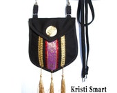 burlesque belly dancers bag