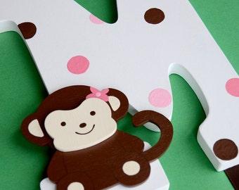 Dandi Monkey Hair Barrette Holder