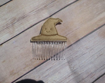 Picking and Choosing Wizard Hat Hair Comb