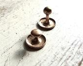 W. H. Ehlerman Gold Filled Collar Studs