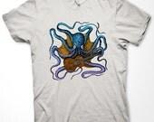 Rocktopus - Unisex Teeshirt
