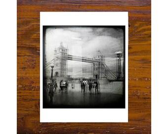 8x8 Print [JCP-526] - Tower Bridge