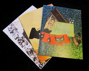 Art Zine 3-Pack