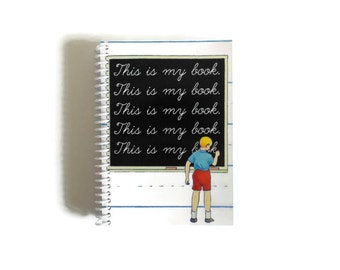 This is my book - Notebook Spiral Bound - 4x6in