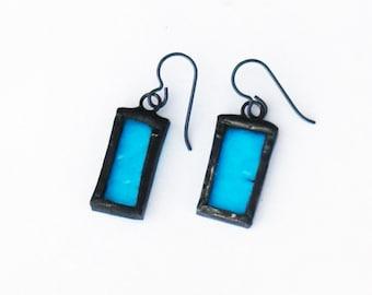 EARRINGS - Stained Glass Earrings