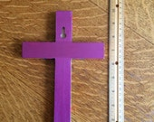 Custom Listing for Bernie - A New Heart - Decorative Cross