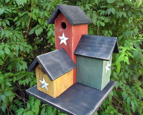 how to build a condo birdhouse