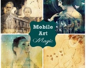 """Online Art Class """"Mobile Art Magic"""""""
