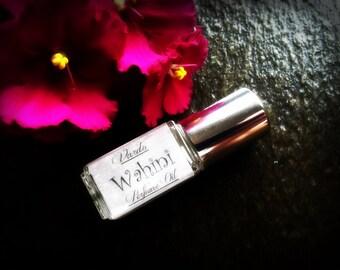 Wahini Perfume Oil - Vanilla Perfume White Musk Perfume Coconut Milk Plumeria Perfume Gardenia Perfume Fig Palm Teak Ginger Perfume