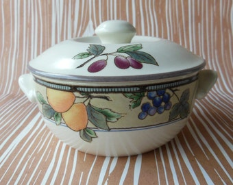 Mikasa Garden Harvest CAC29 - Individual Casserole with Lid