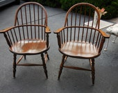 Two Great Windsor Chairs  REDUCED