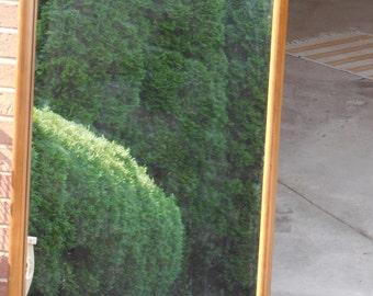 Mid Century Modern Bassett Mirror