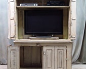 Reserved for townerd | Balance on Custom Henshaw 65 inch TV Cabinet