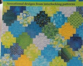 Tessellation quilt book - CLEARANCE