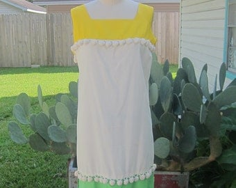 Vintage 1960s Oleg Cassini Dress SALE
