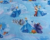 Cinderella Prince Charming Fabric by the yard