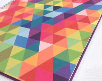 2016 Large Daily Planner - Multicolor Part 1 - Appointment Books - CHOOSE YOUR COVER