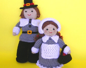 PILGRIM COUPLE PDF Crochet pattern