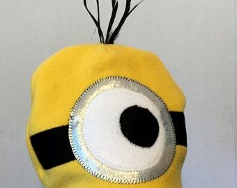 Despicable Me Minion Fleece Hat