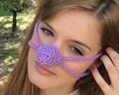 Lavendel wärmer Nase, Outdoor-Sport-Aktivitäten, Teen, Frau, kalte Nase decken, Vegan Friendly, Lehrer-Geschenk, Schlaf warme Nase