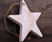 Christmas Star, Christmas wooden Star,  Christmas Decor, Christmas Ornament
