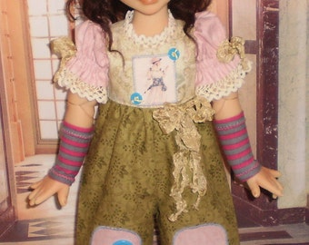 OOAK fashion set for Trinket Box Kids