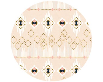 Dream Catcher (blush) Crib Sheets, Changing Pad Covers, Indie Fabric Printed Just for You